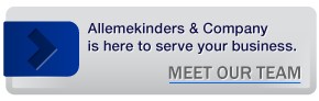 Allemekinders & Company is here to serve your business. - Meet our team